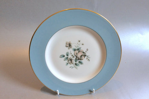 "Royal Doulton - Rose Elegans - Starter Plate - 8"" - The China Village"