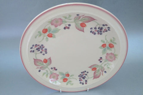 "Wedgwood - Roseberry - Dinner Plate - 10 5/8"" - The China Village"