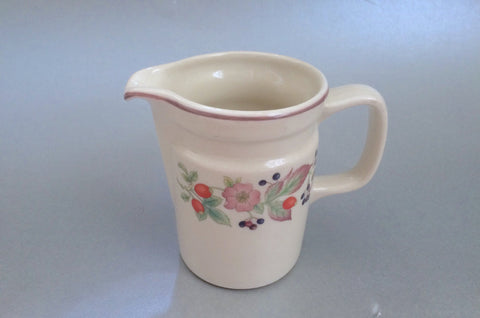 Wedgwood - Roseberry - Milk Jug - 1/2pt - The China Village