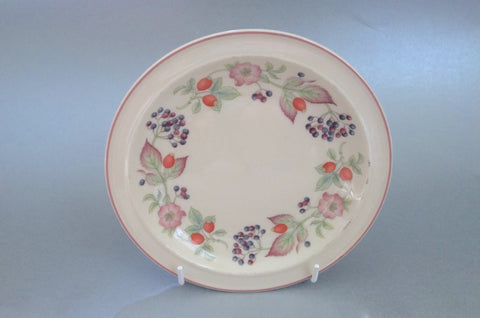 "Wedgwood - Roseberry - Side Plate - 6 3/8"" - The China Village"