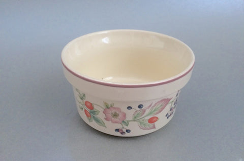 "Wedgwood - Roseberry - Sugar Bowl - 4 1/8"" - The China Village"