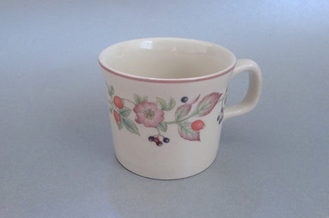 "Wedgwood - Roseberry - Teacup - 3 1/4 x 2 5/8"" - The China Village"