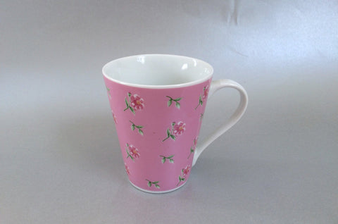 "TTC - Roses - Mug - 3 3/8 x 4"" - The China Village"
