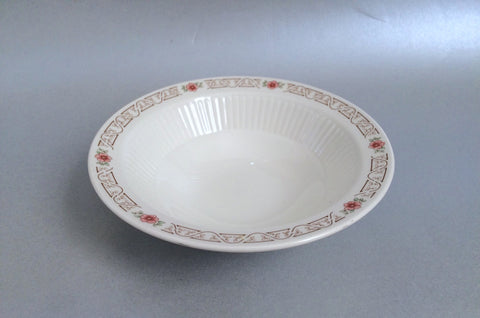 "Adams - Roseway - Cereal Bowl - 6 3/8"" - The China Village"