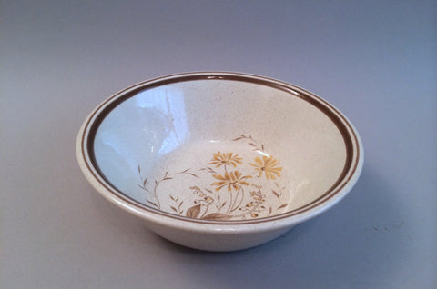 "Royal Doulton - Sandsprite - Thick Line - Cereal Bowl - 6 3/8"" - The China Village"