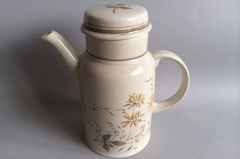 Royal Doulton - Sandsprite - Thick Line - Coffee Pot - 2 1/2 pt - The China Village