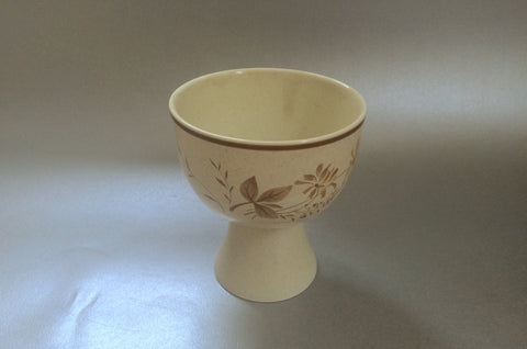 "Royal Doulton - Sandsprite - Thick Line - Footed Bowl - 4"" x 4 1/2"" - The China Village"