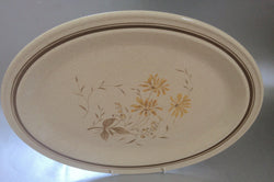 "Royal Doulton - Sandsprite - Thick Line - Oval Platter - 13 3/8"" - The China Village"