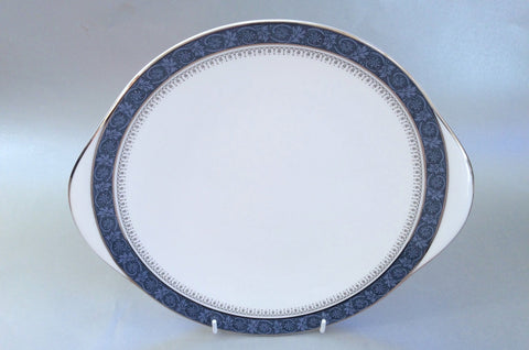 "Royal Doulton - Sherbrooke - Bread & Butter Plate - 10 1/2"" - The China Village"
