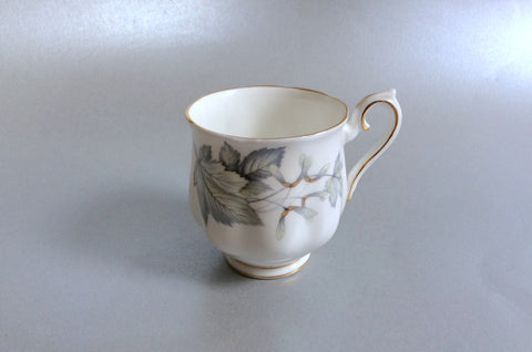 "Royal Albert - Silver Maple - Coffee Cup - 2 3/8 x 2 5/8"" - The China Village"