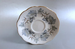 "Royal Albert - Silver Maple - Coffee Saucer - 5"" - The China Village"
