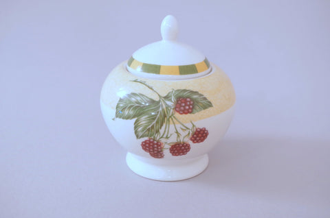 Churchill - Somerset - Lidded Sugar Bowl - The China Village