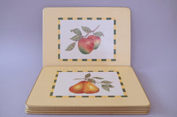 "Churchill - Somerset - Place Mats - 11 3/8"" x 8 3/8"" (pack of 6) - The China Village"