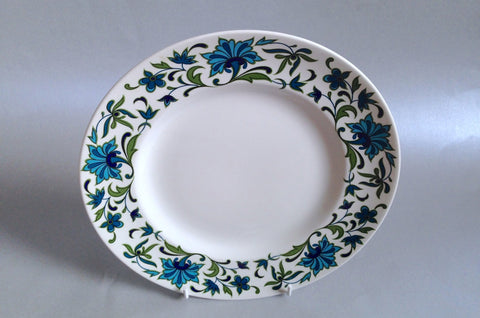 "Midwinter - Spanish Garden - Starter Plate - 8 7/8"" - The China Village"