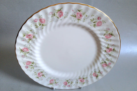 "Minton - Spring Bouquet - Dinner Plate - 10 5/8"" - The China Village"