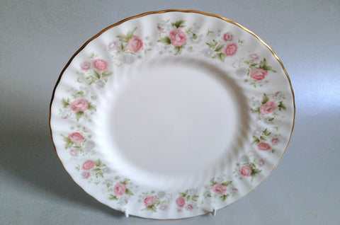 "Minton - Spring Bouquet - Starter Plate - 8"" - The China Village"