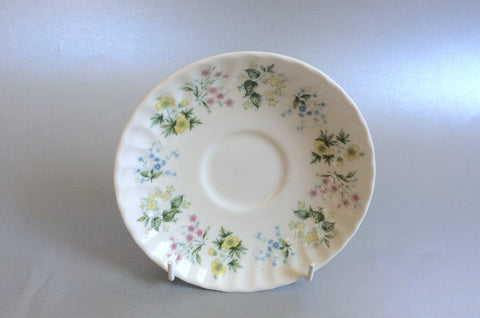 "Minton - Spring Valley - Tea Saucer - 5 5/8"" - The China Village"