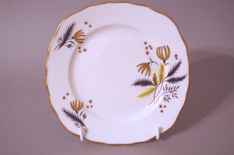 "Colclough - Stardust - Side Plate - 6 1/8"" - The China Village"