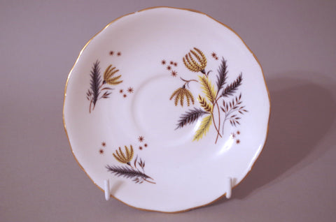 "Colclough - Stardust - Tea Saucer - 5 5/8"" - The China Village"