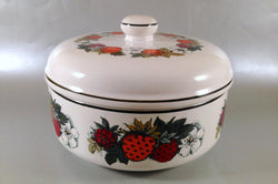 Simpsons - Strawberry Fair - Vegetable Tureen - The China Village