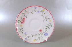 "Johnsons - Summer Chintz - Tea Saucer - 5 3/4"" - The China Village"