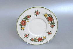 "Villeroy & Boch - Summer Day - Tea Saucer - 5 7/8"" - The China Village"