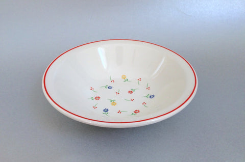"BHS - Summer Flowers - Cereal Bowl - 6 1/2"" - The China Village"