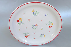 "BHS - Summer Flowers - Dinner Plate - 10 1/4"" - The China Village"