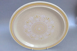 "Royal Doulton - Sunny Day - Dinner Plate - 10 1/2"" - The China Village"