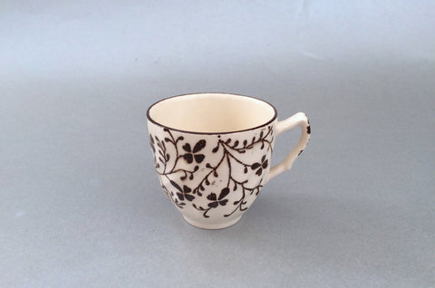 "Johnsons - Susanna - Coffee Cup - 2 3/8 x 2 1/4"" - The China Village"