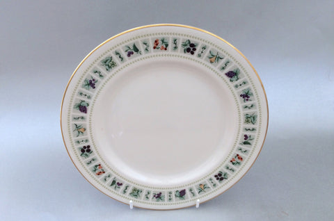 "Royal Doulton - Tapestry - Breakfast Plate - 9"" - The China Village"