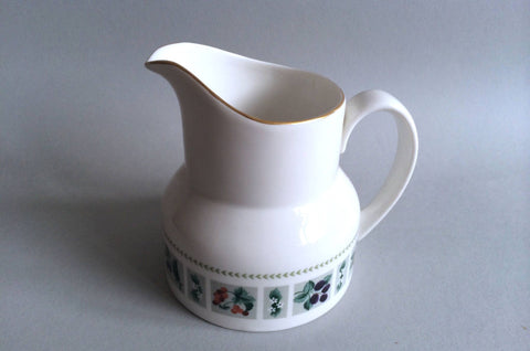 Royal Doulton - Tapestry - Milk Jug - 1/2pt - The China Village