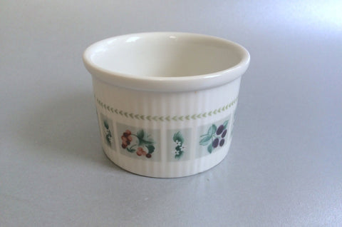 "Royal Doulton - Tapestry - Ramekin - 3 1/4"" (Oven To Tablewear) - The China Village"