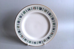"Royal Doulton - Tapestry - Starter Plate - 8"" - The China Village"