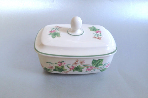 Royal Doulton - Tiverton - Expressions - Butter Dish & Lid - The China Village