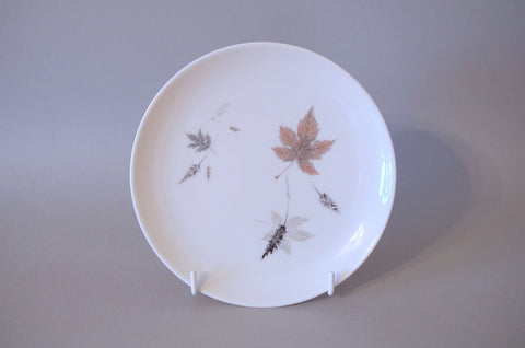 "Royal Doulton - Tumbling Leaves - Side Plate - 6 3/8"" - The China Village"