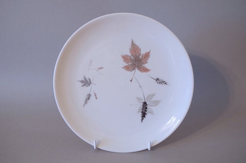 "Royal Doulton - Tumbling Leaves - Starter Plate - 8 1/4"" - The China Village"