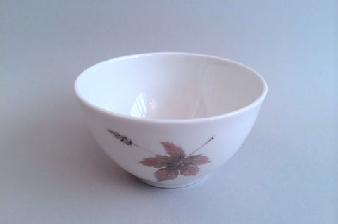 "Royal Doulton - Tumbling Leaves - Sugar Bowl - 4 1/2"" - The China Village"