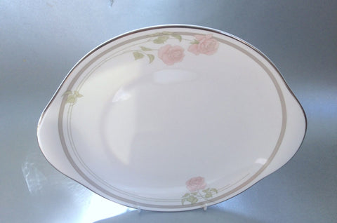 "Royal Doulton - Twilight Rose - Bread & Butter Plate - 10 5/8"" - The China Village"