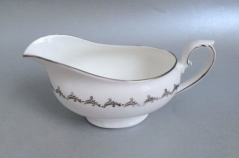 Royal Grafton - Unknown Pattern 1 - Sauce Boat - The China Village
