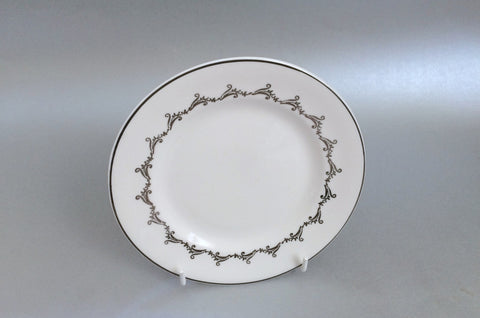 "Royal Grafton - Unknown Pattern 1 - Side Plate - 6 1/4"" - The China Village"