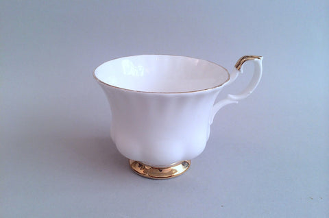 "Royal Albert - Val D'or - Teacup - 3 1/2"" x 2 3/4"" - The China Village"