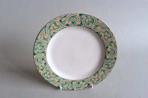 "BHS - Valencia - Starter Plate - 8 1/4"" - The China Village"