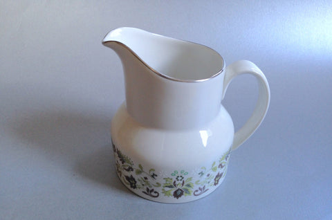 Royal Doulton - Vanity Fair - Milk Jug - 1/2pt - The China Village