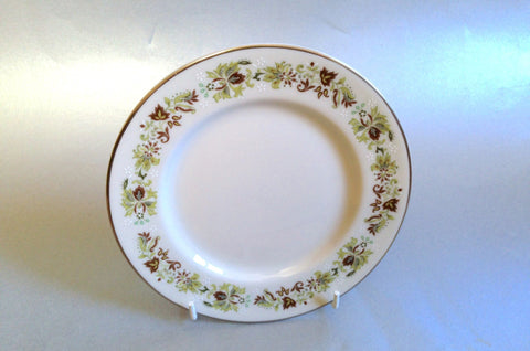 "Royal Doulton - Vanity Fair - Side Plate - 6 1/2"" - The China Village"
