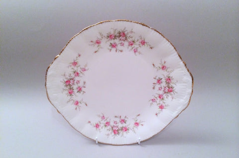 "Paragon - Victoriana Rose - Bread & Butter Plate - 10 1/2"" - The China Village"