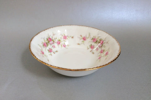 "Royal Albert - Victoriana Rose - Cereal Bowl - 6 5/8"" - The China Village"