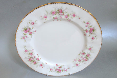 "Royal Albert - Victoriana Rose - Dinner Plate - 10 5/8"" - The China Village"