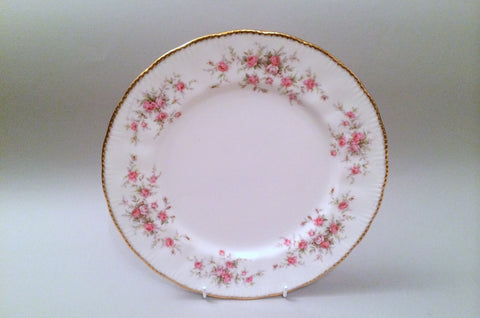 "Paragon - Victoriana Rose - Dinner Plate - 10 5/8"" - The China Village"