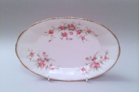 Paragon - Victoriana Rose - Pickle Dish - 8 3/8""